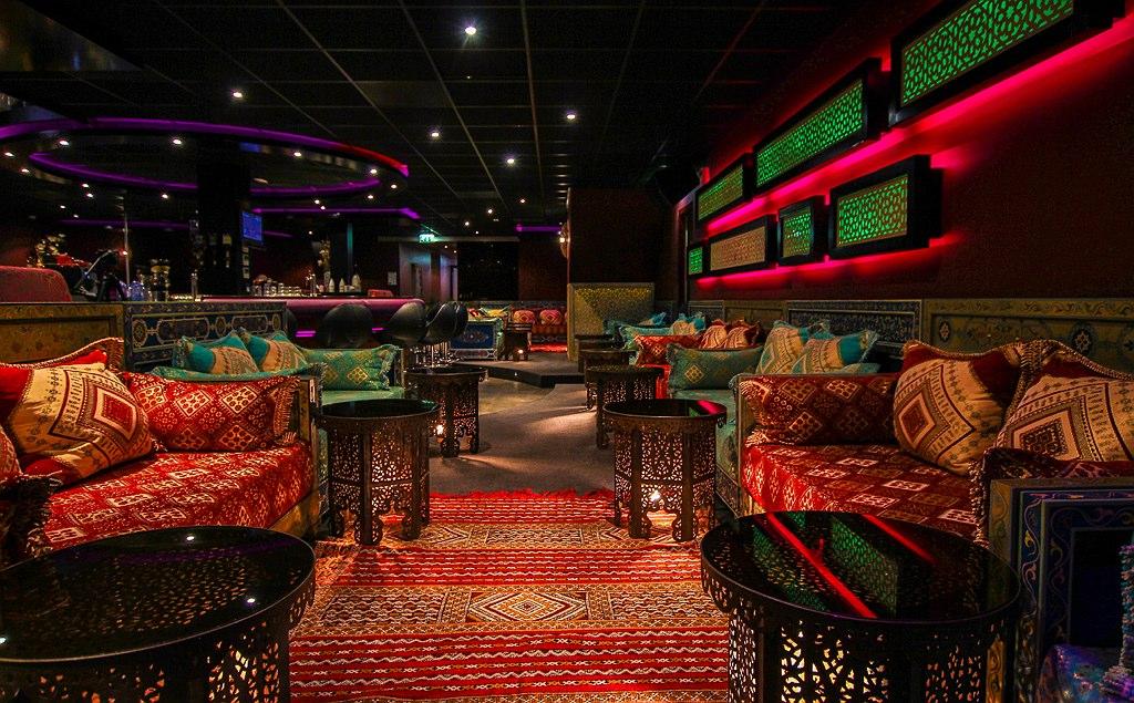 Saunaclub Sixsens | Lemiers-Vaals NL Stylished Round Bar